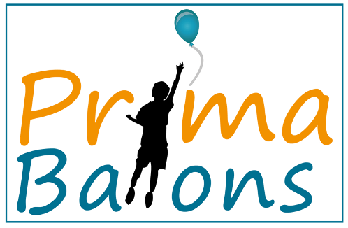 Ballongirlande, Ballongirlanden, Prima Ballons Leer